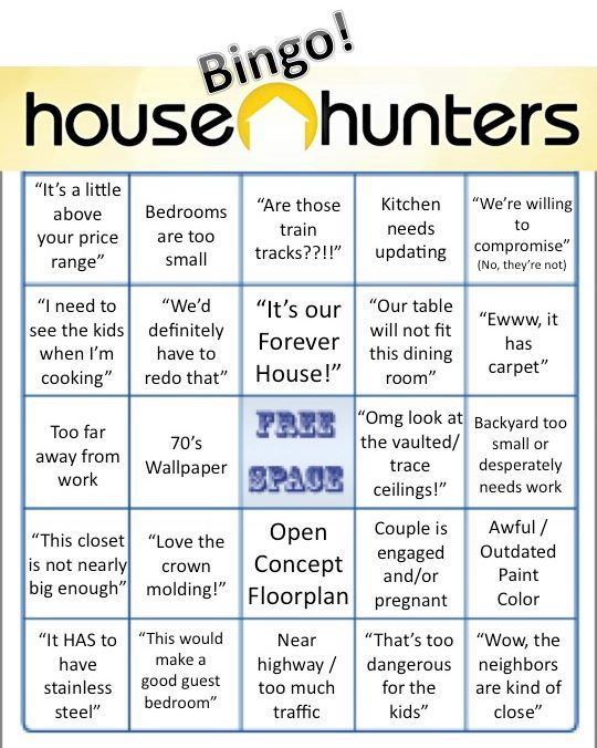 Image result for house hunters meme