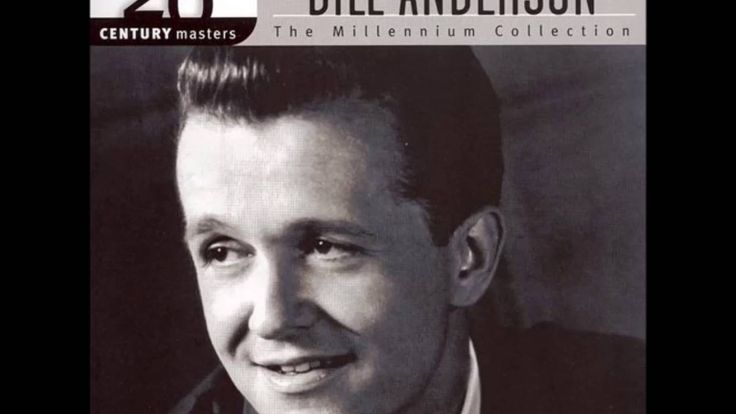 Bill Anderson - My Life Throw It Away If You Want To
