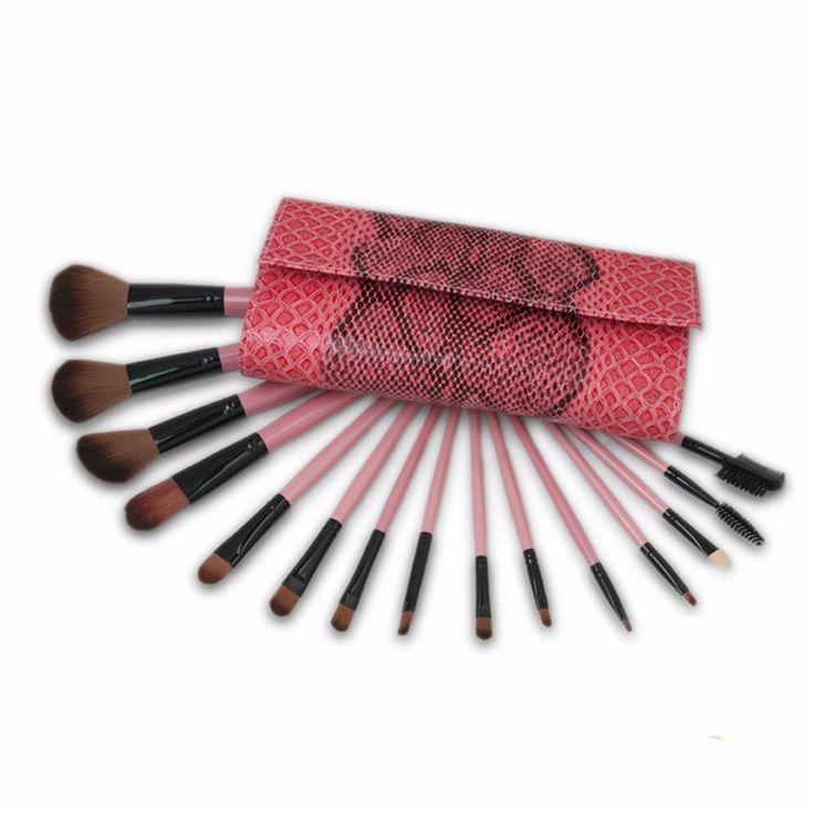 Newest Makeup Brushes set Make Up Professional Brushes Soft Cosmetic Foundation Powder Pink Beauty Brush