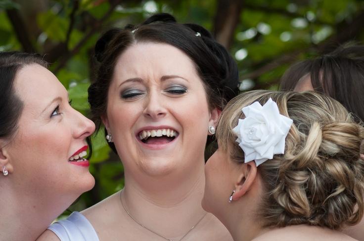 gillian and bridesmaids