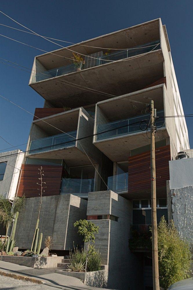 Edificio Tecamachalco / RP Arquitectos