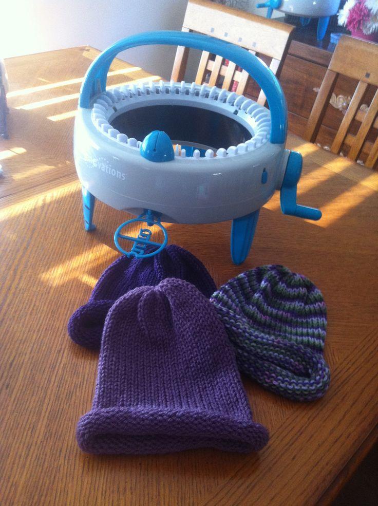 Knitting Loom Machine : Best images about mulinetto addi express knitting