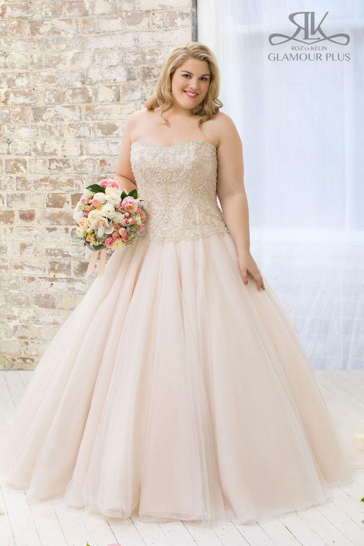 270 best Plus Size Wedding Dresses images on Pinterest | Wedding ...