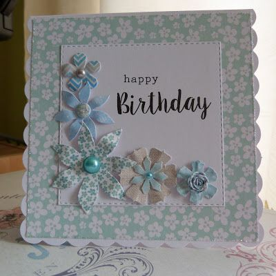 Craftwork cards serenity collection, Craftwork Cards sentiment