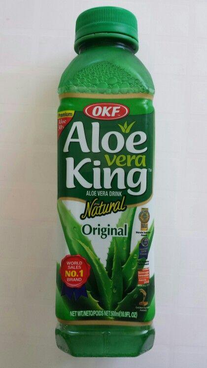 OKF Aloe Vera King. Aloe Vera drink