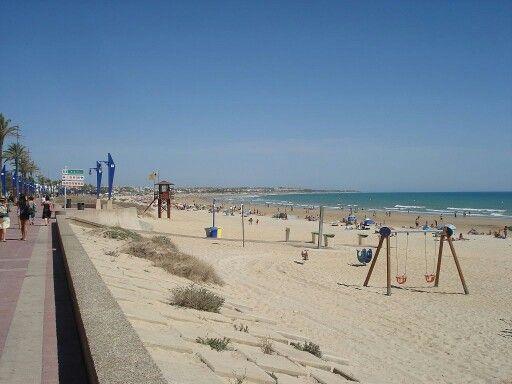 Chiclana de la Frontera, Playa de la Barrosa