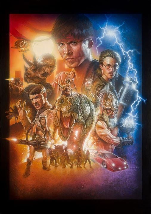 Why 'Kung Fury' Was the Most Awesome Project in Cannes | Variety
