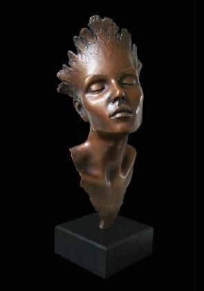 Aimee (154) - Michael Talbot (Signed Limited Edition Solid Bronze) - £850.00 - Aimee 154 Michael Talbot Signed Limited Edition Solid Bronze - Prints & Artwork