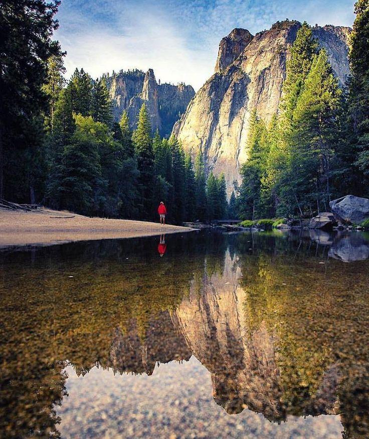 ❝ #FOTO - Parque nacional de Yosemite, California ❞ ↪ Puedes leerlo en: www.divulgaciondmax.com