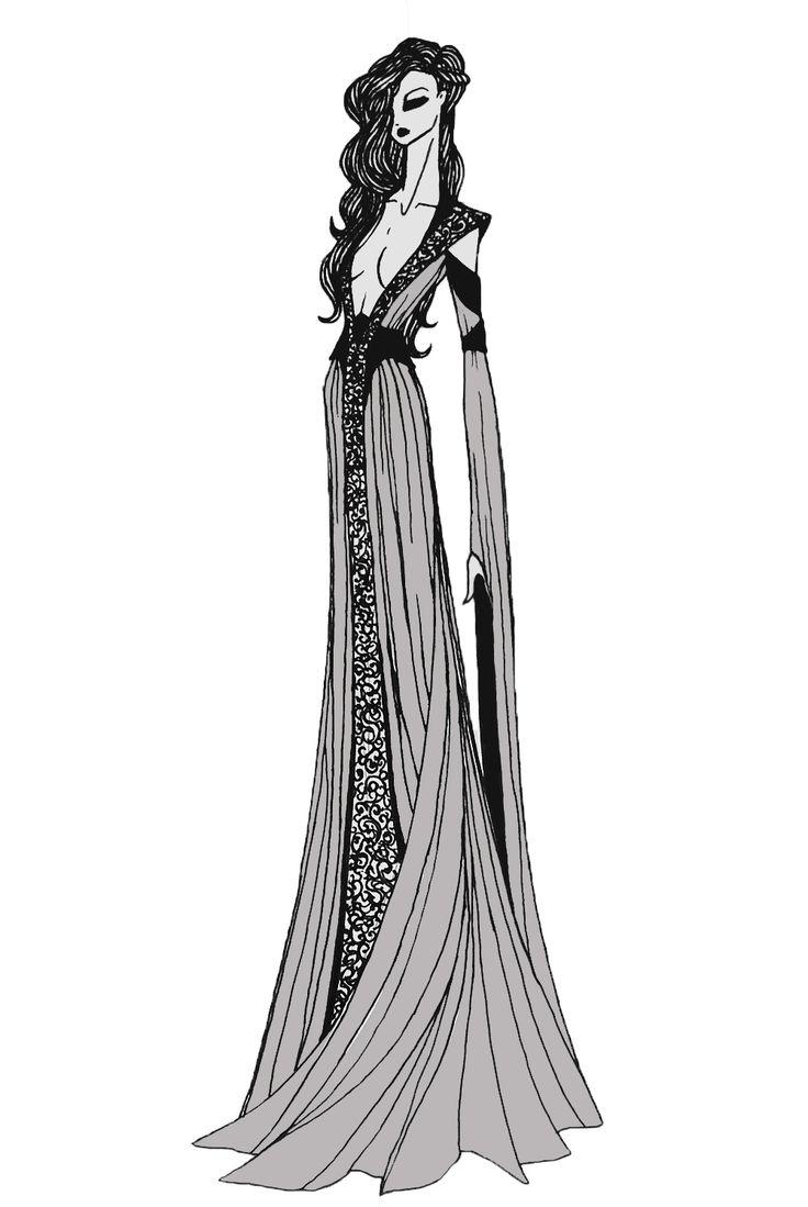hoganmclaughlin:Costume speculation GoT S3: Margaery Tyrell in King's Landing