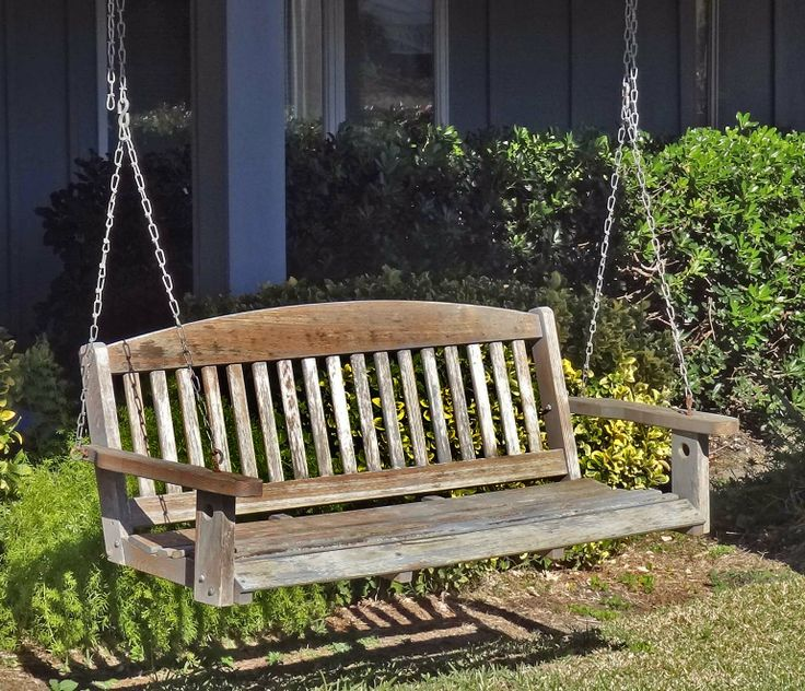 17 best images about antique gliders swings on pinterest for Old porch swing