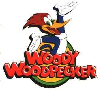 """Ha ha ha HA ha ... that's the Woody Woodpecker Song"""