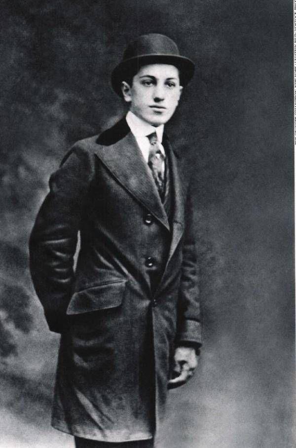 George Gershwin, 1918