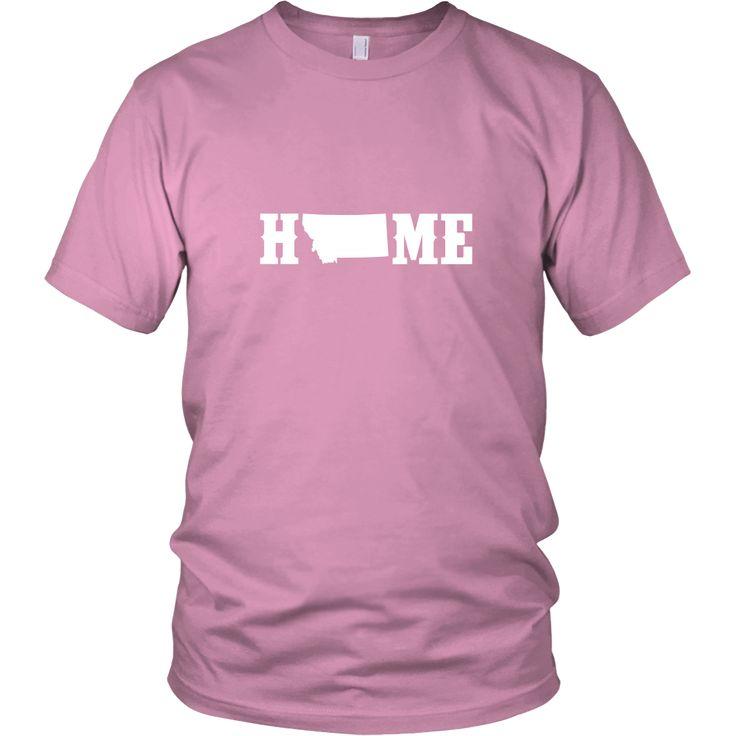 Montana State Home Shirt