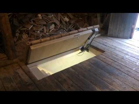 Secret Rooms In Houses Hidden Spaces Trap Door