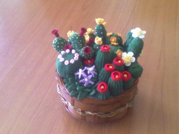 197 best fiori uncinetto images on pinterest crochet for Il blog di sam piante grasse