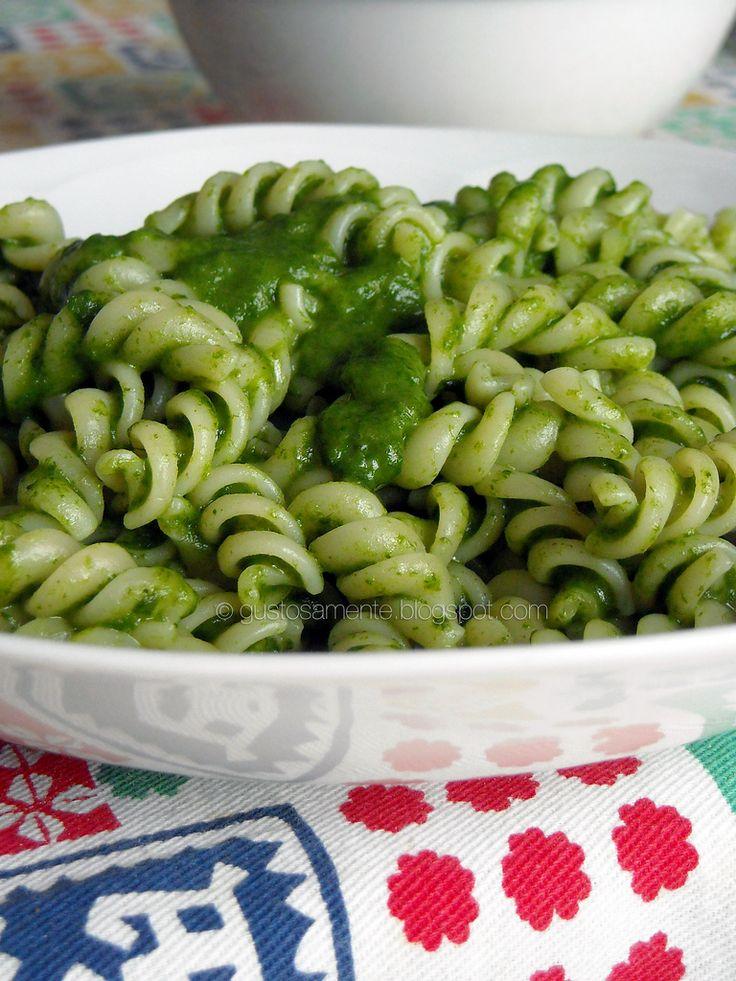 GustosaMente: Salsa di spinaci (o biete)