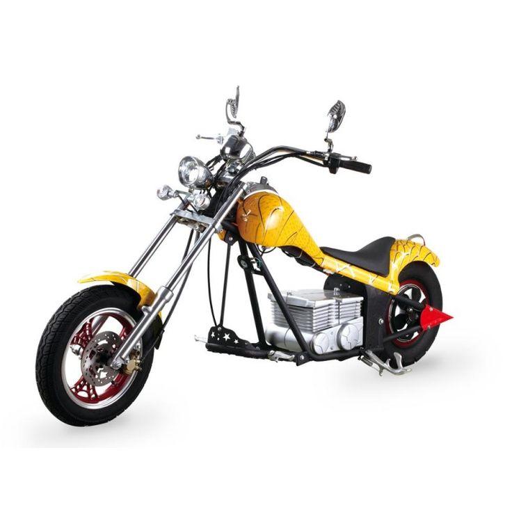 chopper elektroroller coco city scooter 1000 watt. Black Bedroom Furniture Sets. Home Design Ideas
