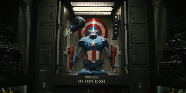 Captain America's Outfit