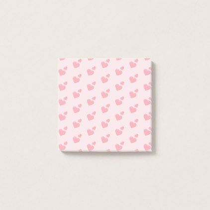 Heart Emoji Post-it Notes - valentines day gifts love couple diy personalize for her for him girlfriend boyfriend