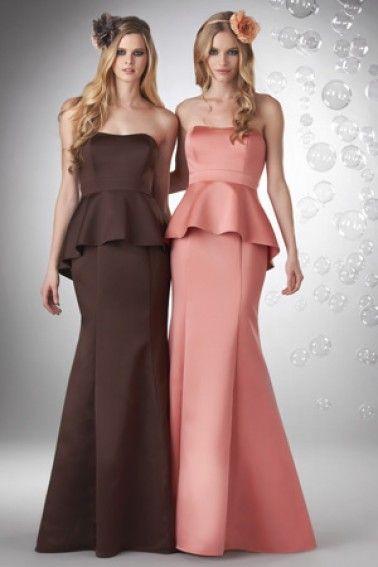 Bari Jay Bridesmaid Dresses - Style 730