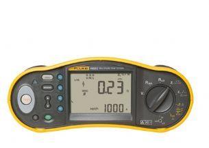 Fluke 1653B multifunction installation tester, order now this multifunction tester for the busy electrician.