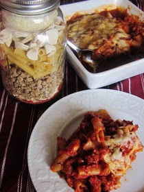 Chef Tess Bakeresse: 4 New Convenience Meals in A Jar Recipes!