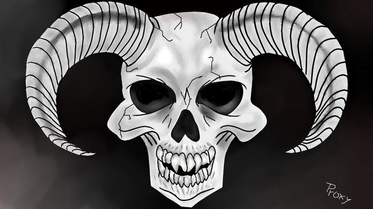 #demon#demonskull