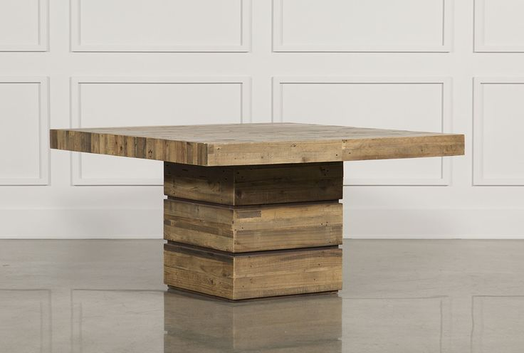 Tahoe II 58 Inch Square Dining Table