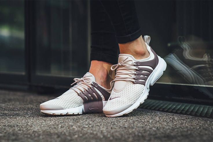 "Nike Air Presto ""Light Orewood Brown / Taupe Grey – White"""