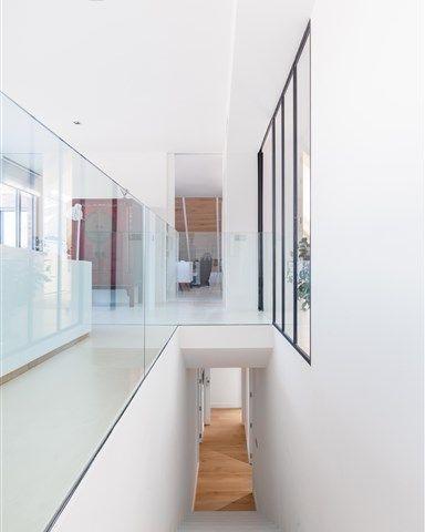 Hakwood flooring - European oak - Colour Collection - Destin - Rustic - Duplex Majadahonda - Madrid - Spain