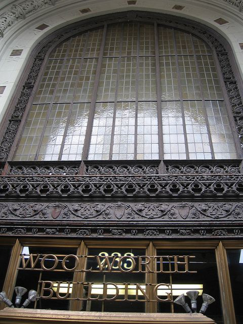 1000 Images About Architecture Nyc Woolworth Building