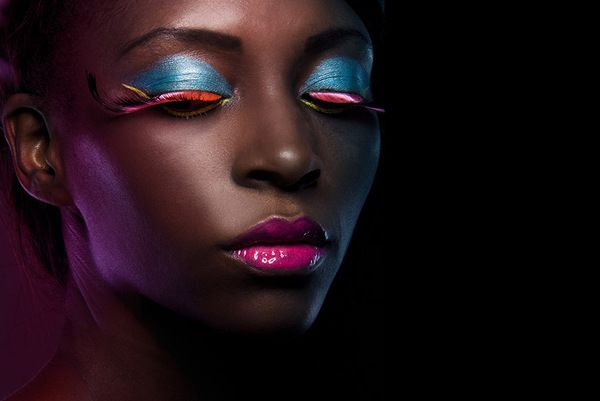 30 Beautiful Examples of Close-up Face Portrait photography