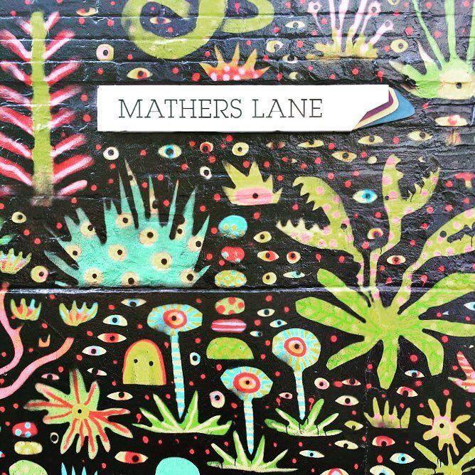 Mathers Lane ~ article and photo for think-tasmania.com ~ #Hobart #Tasmania