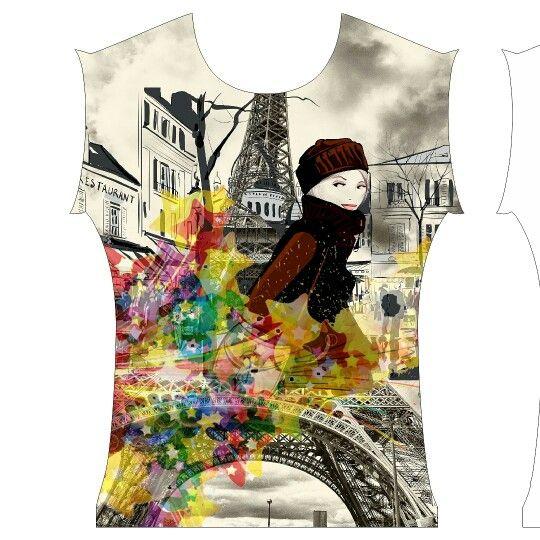 Kadın giyim tasarımı