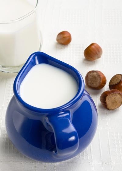 Hazelnut Milk Recipe | Making It Myself! | Pinterest
