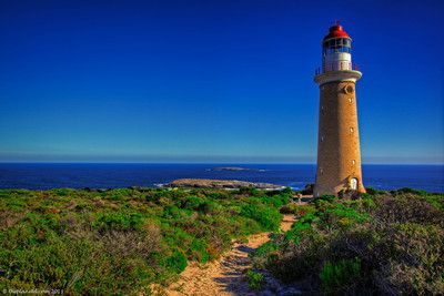 Beautiful lighthouse in South Australia #travel #photography