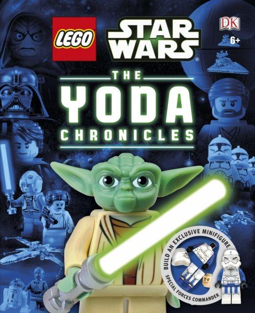 LEGO Star Wars the Yoda Chronicles by Daniel Lipkowitz (9781409333586) | hive.co.uk