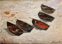 Łodzie rybackie, Henryk Baranowski