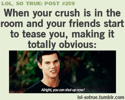 teenager post about your crush | We Heart It | crush, friends, and lol