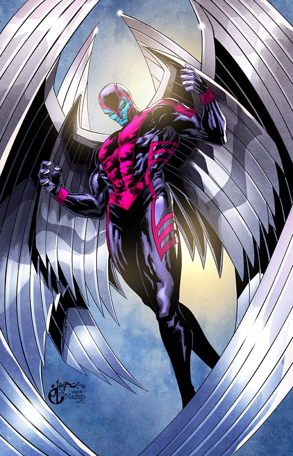 Archangel (Warren Worthington III) | Marvel and DC Characters ...