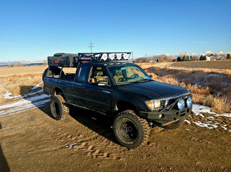 Classic 4X4 Trucks For Sale >> yakima rack for toyota tacoma 2004 - Buscar con Google | Toyota tacoma, Toyota, Tacoma
