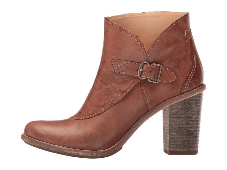 Timberland Timberland Boot Company Marge Ankle Boot Women's Dress Boots Dark Russet Vintage