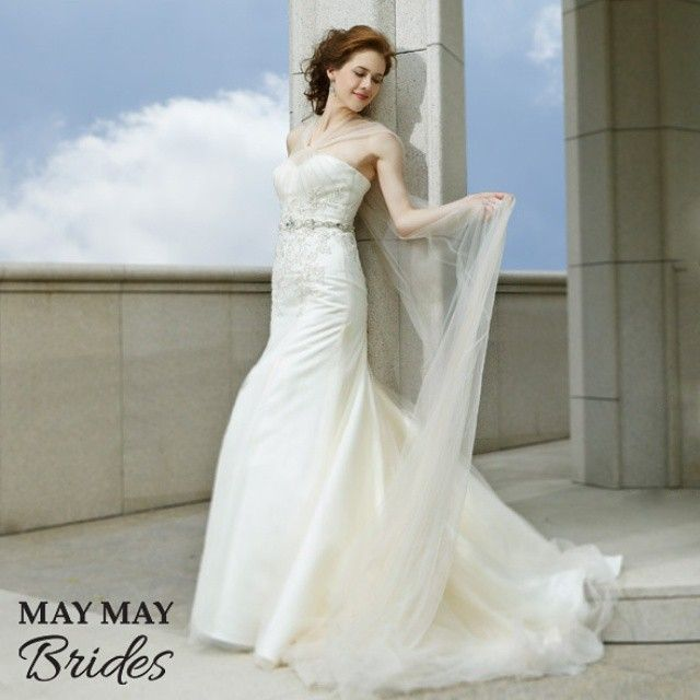 Wedding Gown by May May Bridals 7