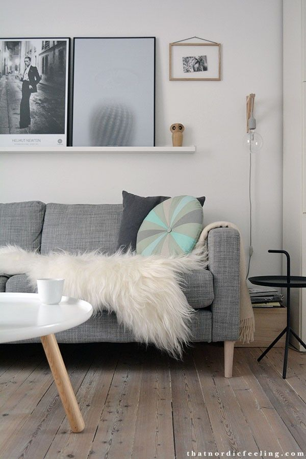 that nordic feeling // organic Icelandic sheepskin