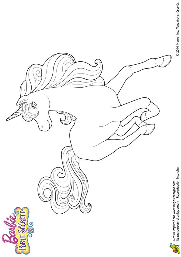 Coloring Pages Barbie And The Secret Door : Best images about v�rityskuvat barbie on pinterest