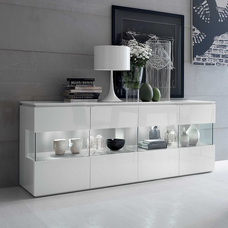 Sideboard Triology. Modern and elegant.