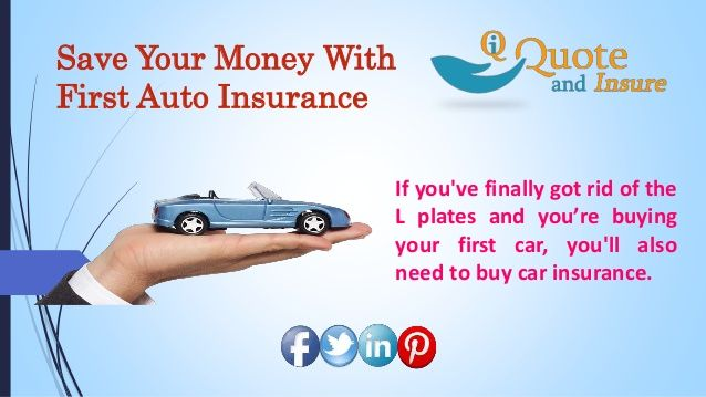 Searching for first car insurance quote? Find out cheapest first car insurance with low and affordable premium rate car insurance quote online. http://www.slideshare.net/quoteandinsure/find-out-the-first-auto-insurance-policy-with-the-affordable-premium-rate