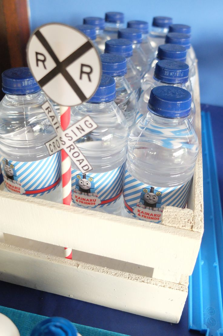 bottled water.