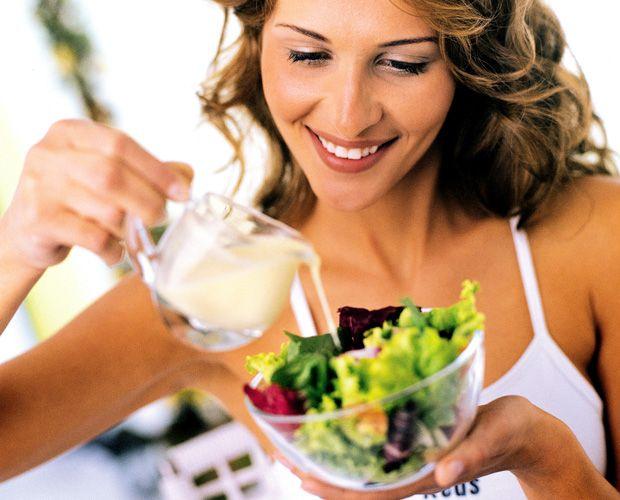 Boa forma - 10 molhos para revolucionar sua salada. =D
